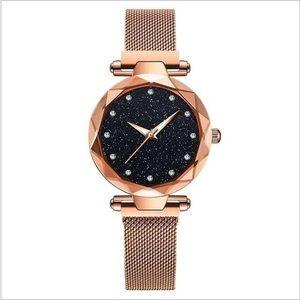 Accessories - Rose Gold Luxury Watch